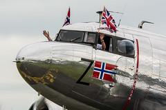 _DSC3169-62 (Ian. J. Winfield) Tags: plane flying aircraft aeroplane airshow ww2 duxford douglas skytrain dc3 dakota worldwar2 c47 worldwartwo imperialwarmuseum iwm flyinglegends