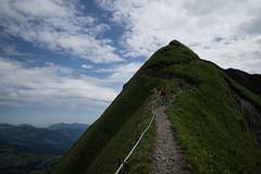 ! (Toni_V) Tags: leica alps landscape schweiz switzerland europe suisse hiking 28mm rangefinder trail mp alpen svizzera wanderung wanderweg berneroberland berneseoberland randonne 2016 svizra escursione leicam elmaritm digitalrangefinder messsucher 160708 arnihaaggen typ240 toniv m2400601 brnigbrienzerrothorn