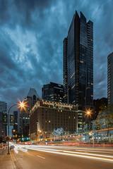 Gotham Vancouver (trainerKEN.) Tags: photoshop exposureblending exposureblend georgiahotelvancouver