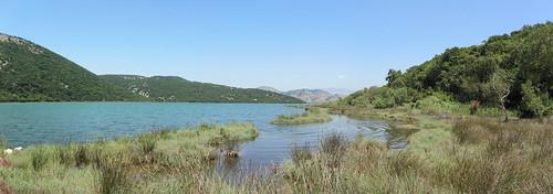 Jezioro Butrint / Butrint Lake