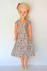 Sindy (1968-1970) in Lunch Date (partial) 1977 (vintage.dolls) Tags: sindy pedigree doll dolls collectible toys vintage 60s
