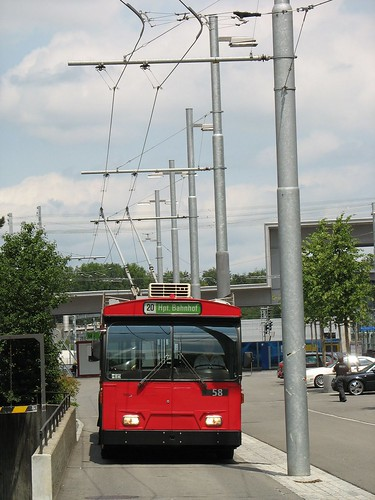2006-06-26 - Bern, Wankdorf Bahnhof