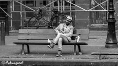 A man with his beer (Pieter van de Ruit) Tags: heineken amsterdam holland netherland man had street streetshot streetphotography