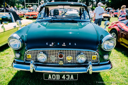 Car show 2016 20160806_021 Ford Consul