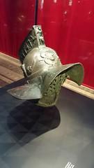 Helmethead (Birdiebirdbrain) Tags: gladiator gladiators helmet rome romanempire romans moesgrdmuseum moesgaard hadstenhjskole 2016 32 naturfoto