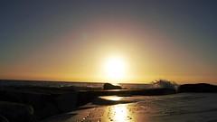 Dalla scogliera (BarbaraBonanno BNNRRB) Tags: write written scritta scoglieradellamore scogliera marinadimassa massacarrara mare dellamore
