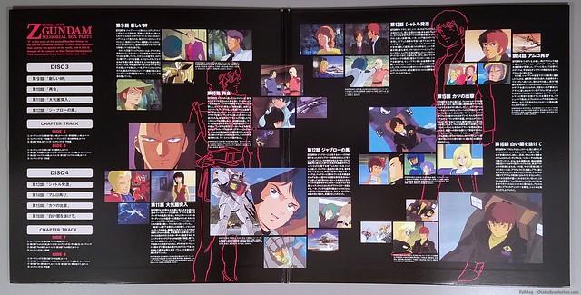 Zeta Gundam Laserdisc Box Set I 10 by Judson Weinsheimer