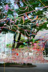 20160819 Triennale Shirakawa park 1 (BONGURI) Tags:    jp  knitingwool wool aichitriennale2016 aichitriennale triennale  2016   art nagoyacityartmuseum  shirakawapark  nakaward naka  nagoya  aichi  nikon d3s cosina cosinavoigtlnderultron40mmf2sl2naspherical