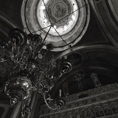 . (fusion-of-horizons) Tags: bisericacolţea coltea church biserica orthodox architecture arhitectura bucuresti bucharest romania interior lumina light iconostas iconostasis icon icons icoana orthodoxy ορθοδοξία ορθόδοξοσ murals cupola dome iconography vaulting eikōn pandantivi pendentive pendentives bucureşti wallachia valahia tararomaneasca ortodoxa christpantocrator pantokrator παντοκράτωρ bucurești pandantiv țararomânească romanian lmibiima1822001 eastern romana ortodoxă română bor ortodoxia ortodoxie christianity creștinism creștin christian churches religion religious ecclesiastical arhitectură bisericească biserică cladire edificiu building clădire fotografie photography patrimoniu monument arch arc εἰκονοστάσιον shostakovich
