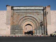 (Grigory Gusev) Tags: morocco   marakesh babagnau gate