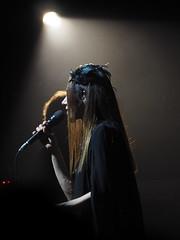 PJ Harvey (FButzi) Tags: olympus omd em10 40150mm f4056r pj harvey firenze obihall live music concert