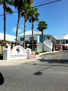 #saltmills #turksandcaicos #tci #palmtrees #paradise #views #dayoff #roadlife