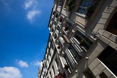 Facade Hotel Diana Paris (hoteldianaparis) Tags: hotel diana paris sorbonne quartier latin voyage weekend cosy deco scandinave muse louvre centre du moyen age tour effeil