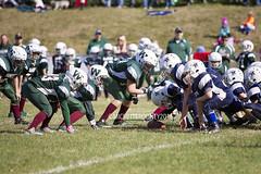 IMG_2456eFB (Kiwibrit - *Michelle*) Tags: pee wee football winthrop monmouth boys team game 101516 play
