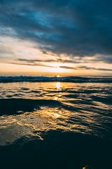 Another sunset (mougrapher) Tags: ifttt 500px sea sunset beach water ocean sky clouds sun blue sand summer beautiful seascape beauty waves light travel mare tramonto nuvole sole riflesso reflection reflections