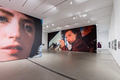 Museum, Cindy Sherman at Broad Art Museum, Mural