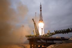 Expedition 49 Launch (NHQ201610190024) (NASA HQ PHOTO) Tags: nasa joelkowsky kazakhstan baikonur baikonurcosmodrome roscosmos expedition49launch kaz expedition49 soyuzms02