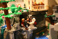 (Jippy17) Tags: lego map contest gandalf winner hobbit bilbo thorin rivendell elrond balin moonrunes