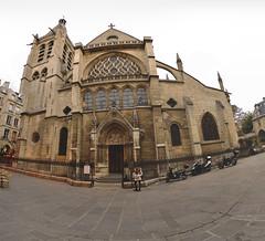 Parigi Pano2 (Dubliner_900) Tags: parigi paris sigma1020mm456 church chiesa hugin panorama equirettangolare equirectangular d7000 nikon