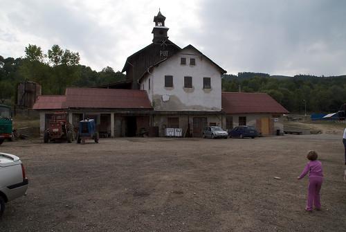 Rumänien Anfang September 2009