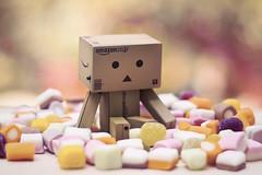 Sweet Surroundings (Sarah-BK) Tags: sweet sweets dolly surroundings mixture danbo danboard