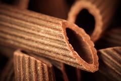 25/365 - Carb Loading (*Hairbear) Tags: food sweet chocolate pasta carbs 365 penne ridged