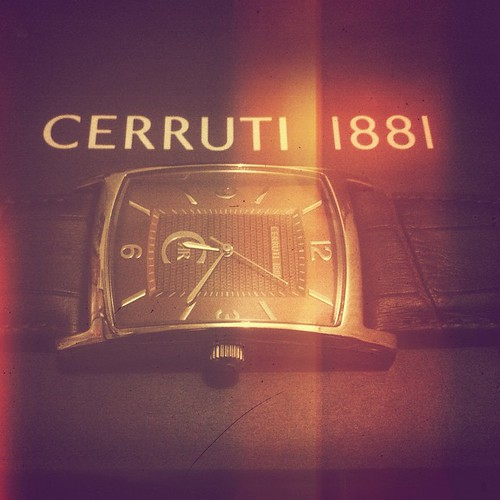 33b8056871 Genuine Cerruti 1881 Watches for Men (24 Designs) by mdasilva482 · 13.11.13  This date was a special day for me. Exactly a year today