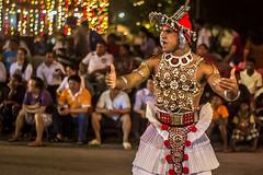 "Kandyan Dancer - Nawam Perahera <a style=""margin-left:10px; font-size:0.8em;"" href=""http://www.flickr.com/photos/40608624@N00/15816428913/"" target=""_blank"">@flickr</a>"