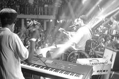 Paralamas 30 Anos | Circo Voador (RJ) 22.11.2014 (Os Paralamas do Sucesso) Tags: bw white black rio de concert janeiro circo live pb voador paralamas paralamasdosucesso paralamas30anos
