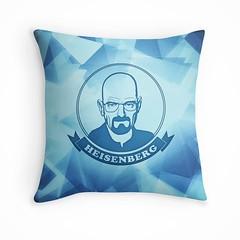 #heisenberg #bb #breakingbad #walterwhite #ww #bluemeth #society6 #redbubble #pillow #art #lowpoly #geometric #awesone (badbugs-art) Tags: art geometric pillow ww bb lowpoly heisenberg awesone redbubble walterwhite breakingbad society6 bluemeth