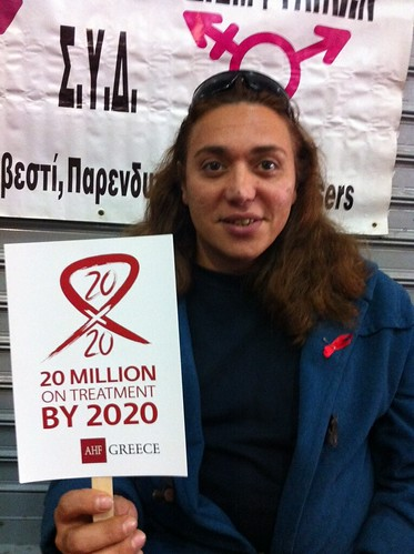 World AIDS Day 2014: Greece