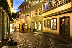 Krmerbrcke in Erfurt, Germany (thommyh) Tags: weihnachten erfurt krmerbrcke