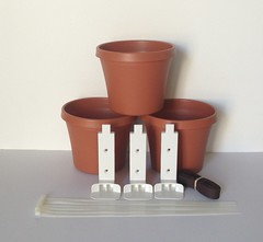 Pic - 1 - 3 pot kit