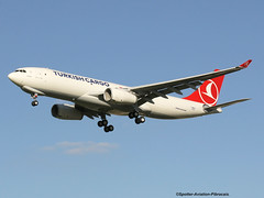 Turkish Airlines Cargo (Jacques PANAS) Tags: cargo airbus airlines turkish fwwcb a330243f msn1418 tcjds