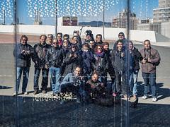 SortidozZ Forum (Paco CT) Tags: barcelona people reflection spain gente reflejo eso flicker 2015 fotodegrupo pacoct