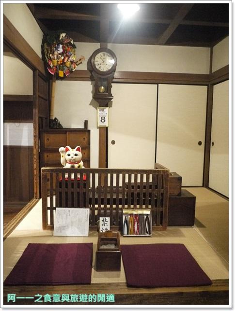東京自助旅遊上野公園不忍池下町風俗資料館image047