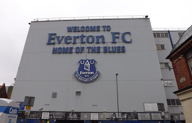 Welcome to Everton FC