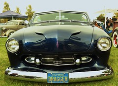 'DRAGGER' (bballchico) Tags: ford convertible custom billetproof kustom dragger billetproofantioch