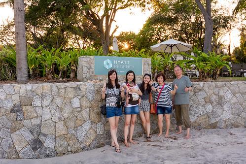 Hyatt Regency Hua Hin beach