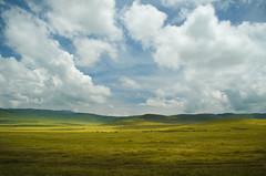 Ngorongoro Crater, Tanzania (Paul J Buda) Tags: tanzania safari ngorongoro crater