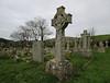 Photo of Celtic Cross, West Lulworth churchyard