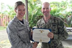 award medal nam navfac navfachawaii