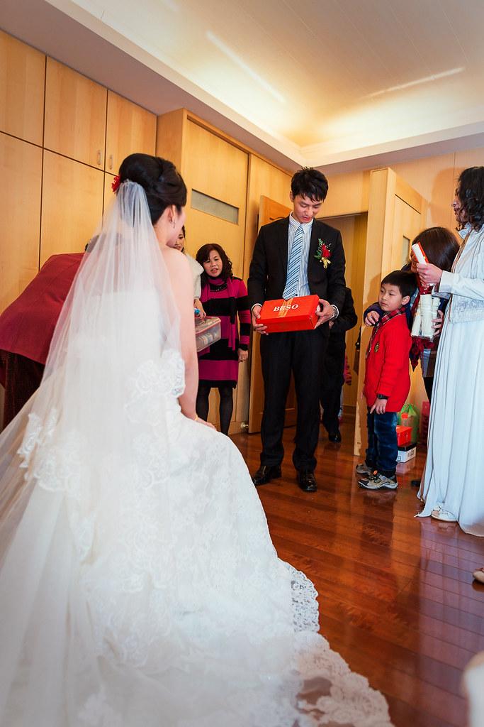 嘉呈&敏媛Wedding-26