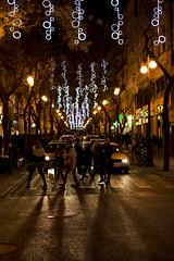 At Valencia is Nadal !!!  v.3.0. (Vte.Moncho) Tags: city portrait valencia night noche retrato ciudad urbana nocturnas citie