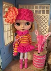 Little Girl Dress Up.........