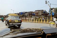 Taxi, Mumbai, India, 2014
