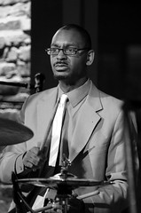 Jason Marsalis at the OffBeat Magazine Best of the Beat Awards, Generations Hall, January 22, 2015
