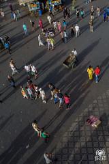 Jamaa el Fna (andrea.prave) Tags: shadow square shadows place market ombra ombre unesco morocco maroc marocco marrakech marrakesh piazza markt mercato jamaaelfna モロッコ almamlaka مراكش المملكةالمغربية visitmorocco almaghribiyya ساحةجامعالفناء jāmiʿelfnā tourdelmarocco