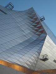 Muse des Confluences (Lyon, France) (virole_bridee) Tags: france museum architecture lyon rhne muse des rhnealpes confluences