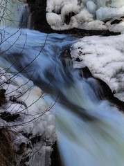 Winter Waterfall 5 (bjorbrei) Tags: winter snow ice water oslo norway waterfall frost akerselva sagene